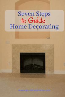 Home Decorating Steps