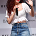 [Interview] The reason why Hyuna took her album jacket photo without makeup