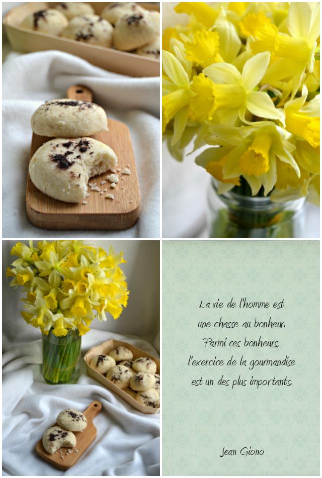 Recette facile Mantecaos - muffinzlover.blogspot.fr