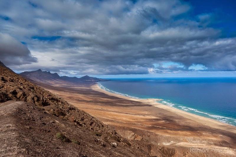 Fuerteventura. Playa de Cofete