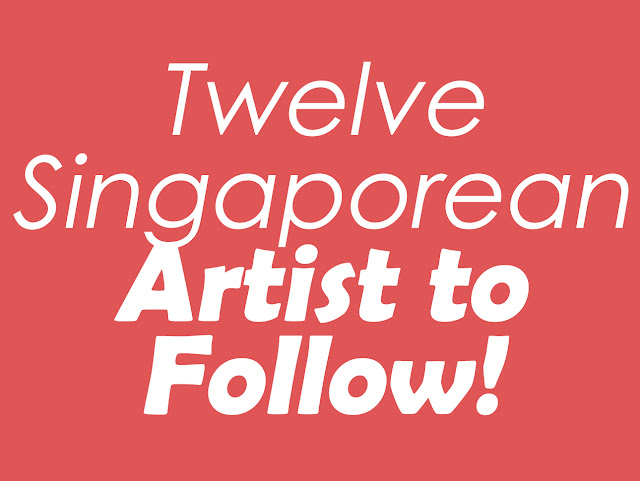 12 Singaporean Artists You Need to Follow on Instagram