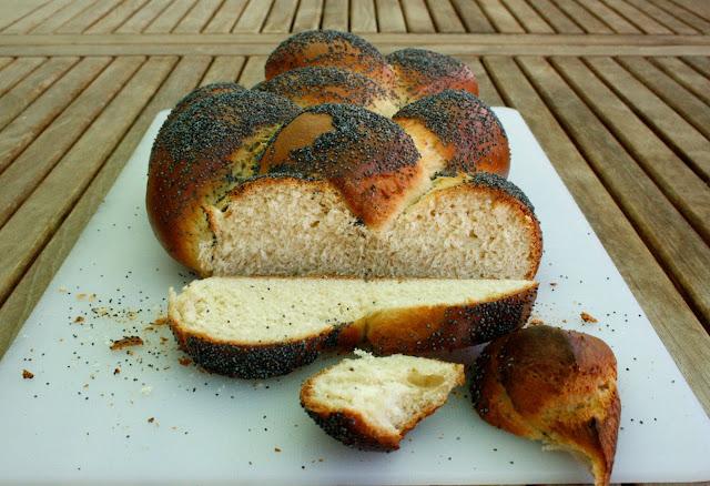 Challah o pan judio ideal para desayuno y merienda