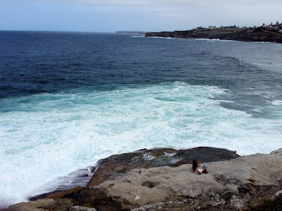 Gaerloch Reserve in Bondi to Bronte Coastal Walk in Sydney