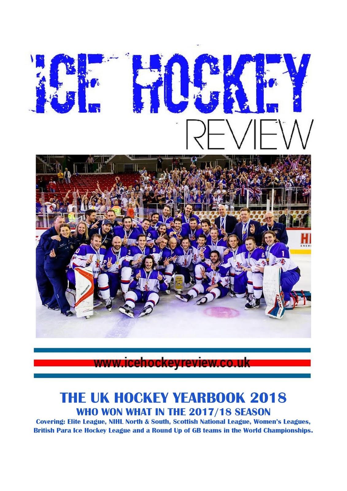 Ice Hockey Review 2018