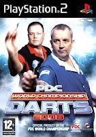 PDC World Championship Darts 2008 (PS2)
