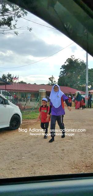 Anak-Anak | Gi Balik Sekolah