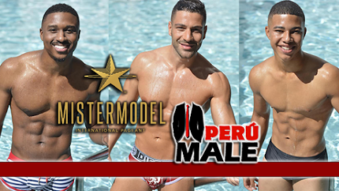 Mister Model International 2017 / 2018 | Official Swimwear Portraits