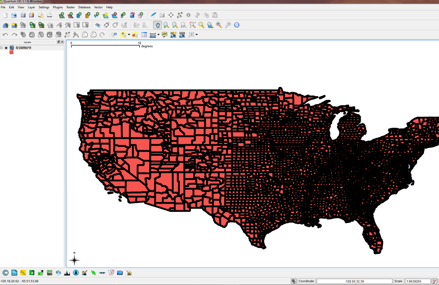 How to connect spatial database(PostGIS) with QGIS? | GIS and Remote