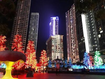 Tempat menarik di selangor waktu malam i city