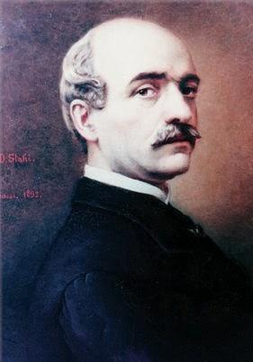 Vasile Alecsandri Hora Unirii versuri hai sa dam mana cu mana cei cu inima romana Mica Unire 24 ianuarie 1859