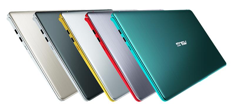 ASUS Vivobook new colors