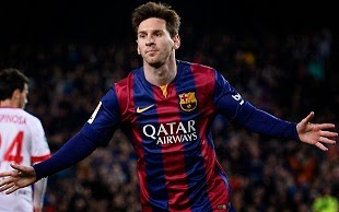 Lionel Messi became the best player in the world under Pep Guardiola