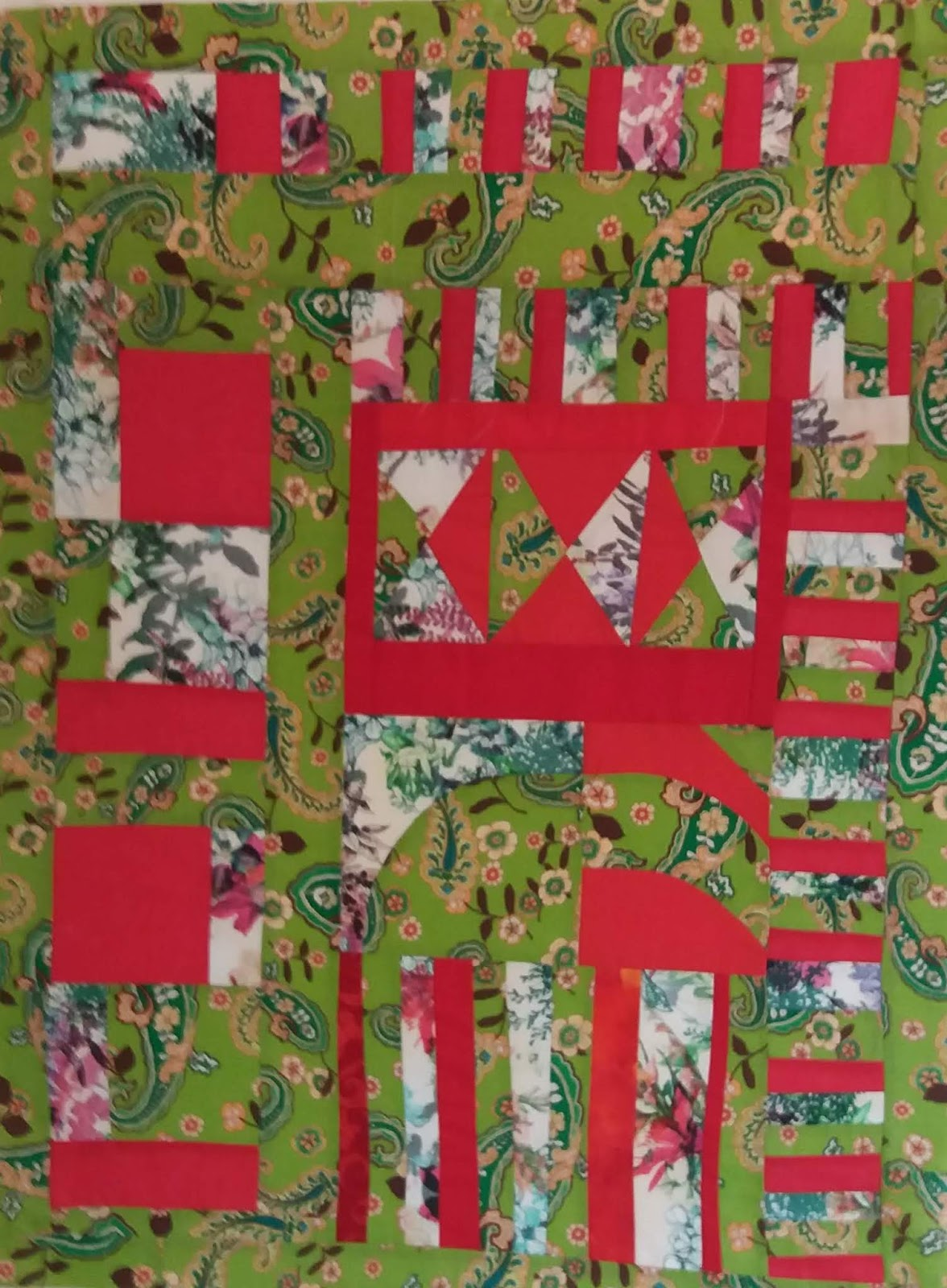 Moderne Quilts Annefred S Quiltblog