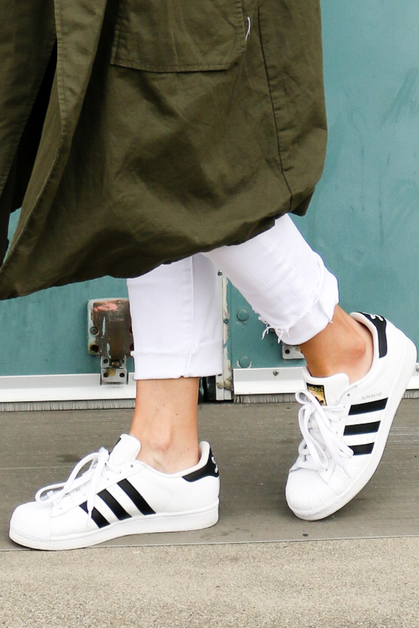 adidas supersatar originals women parlor girl