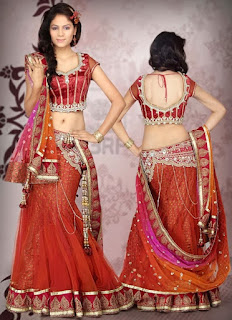 Indian-designer-bridal-lehenga-saree-fashion-trends-for-girls-13