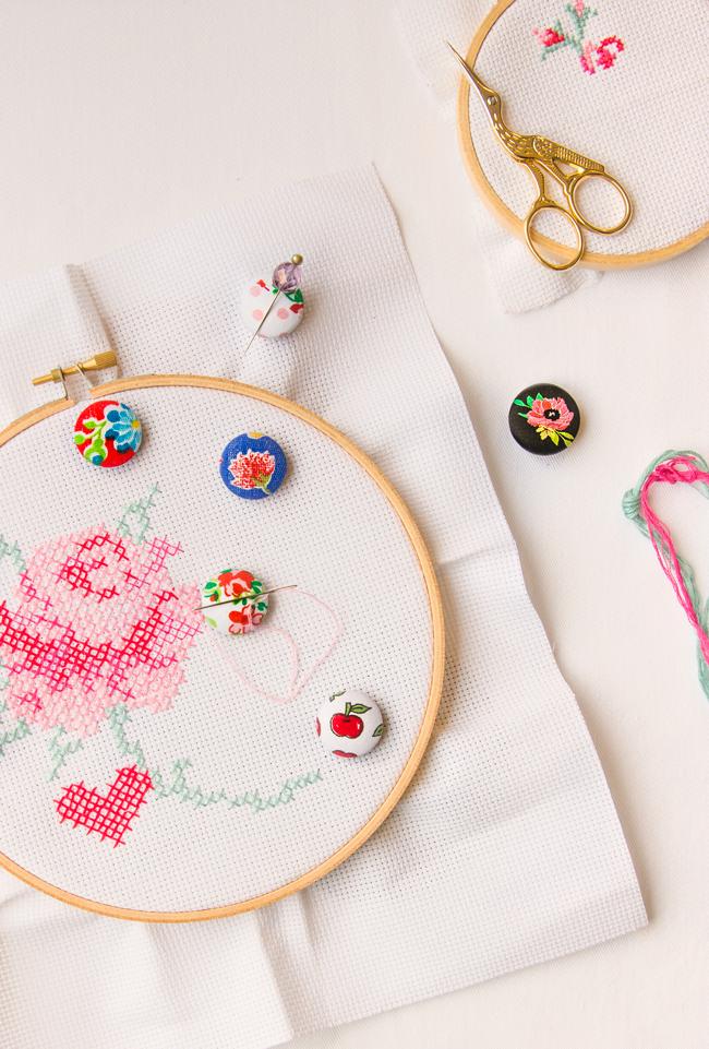 Needle Minder Diy : needle, minder, Molly, Mell:, Needle, Minders