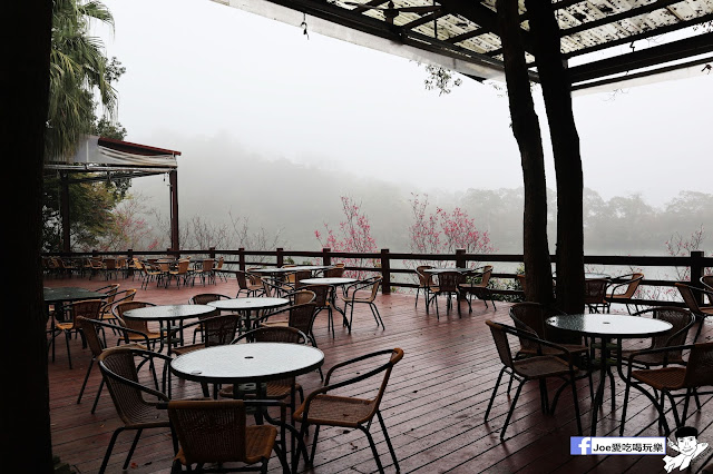 IMG 1415 - 【新竹旅遊】竹科人的後花園,寶山一號水庫旁的『沙湖壢咖啡館』,午後散步喝杯咖啡的好去處,寶山水庫的風景盡收眼底