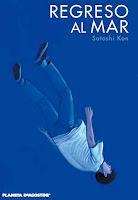 """Portada del libro """"Regreso al mar"""", de Satoshi Kon"""