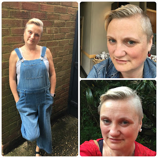 short hair styles over 40's