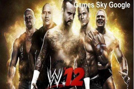 Download WWE 12 Game For PC