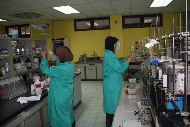 Ini Hasil Cek Laboratorium Kadar Belerang Air Danau Ranau