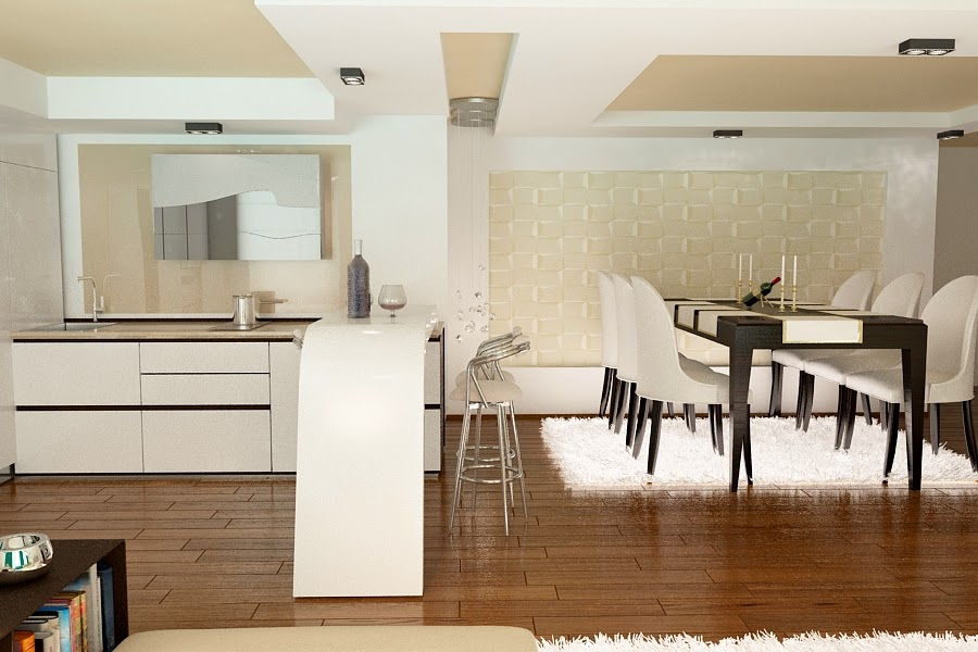 Design interior - living modern - Constanta