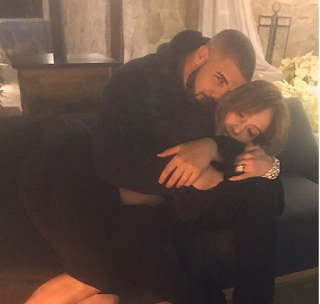 exclusive photos of drake and jennifer lopez