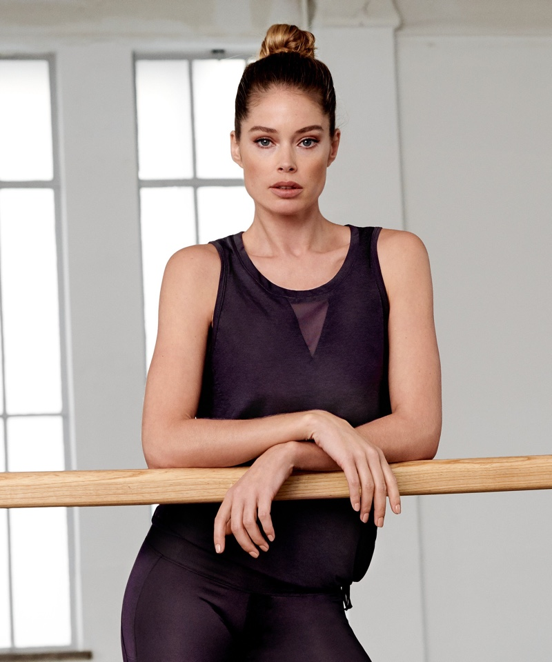 Doutzen Kroes for DK1985 Sport Collection