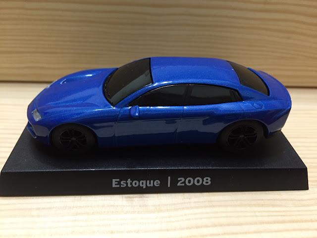 藍寶堅尼-2008年 Estoque
