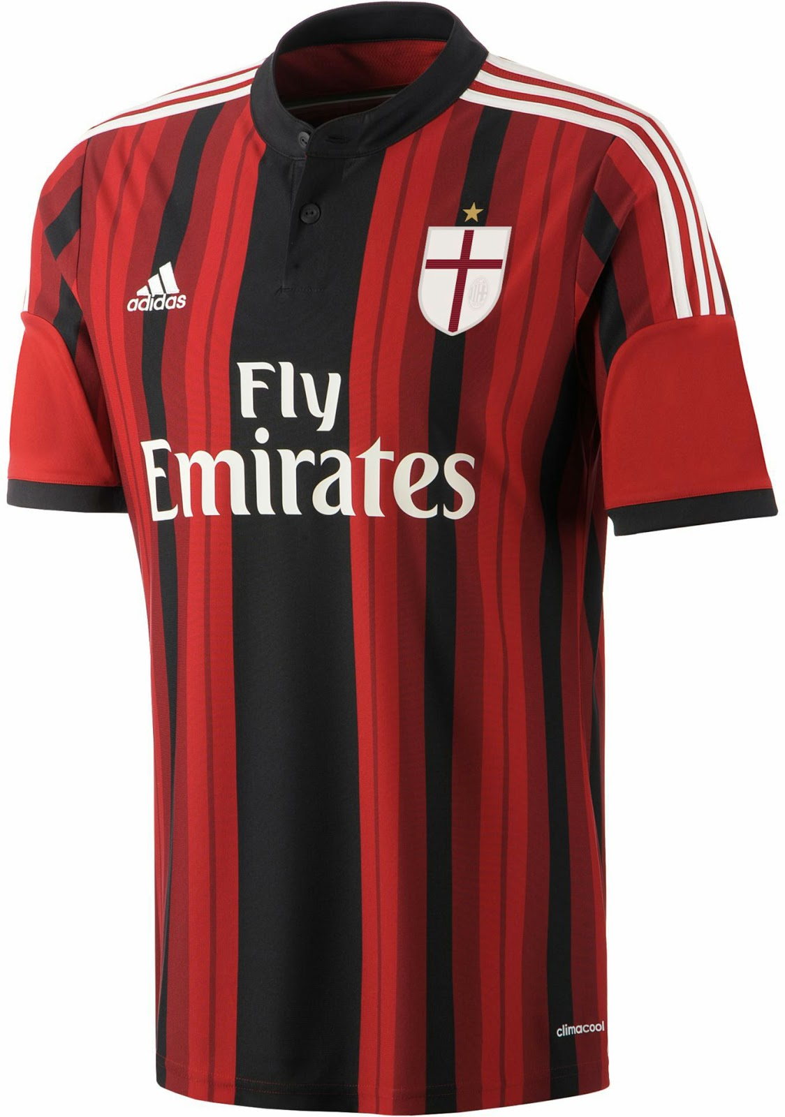 Milan 14-15 Trikots