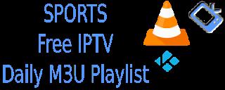 Sports Daily M3U Playlist HD TV Channels