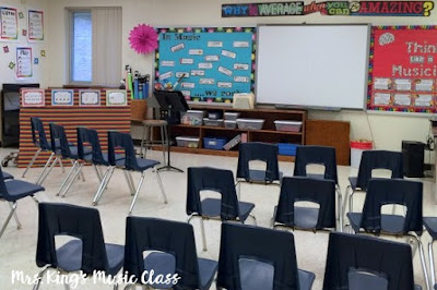 Flexible Seating in the Music room is a great idea for all of your classes!  Learn about what solutions worked best from this veteran teacher and how to add inexpensive options to your classroom.