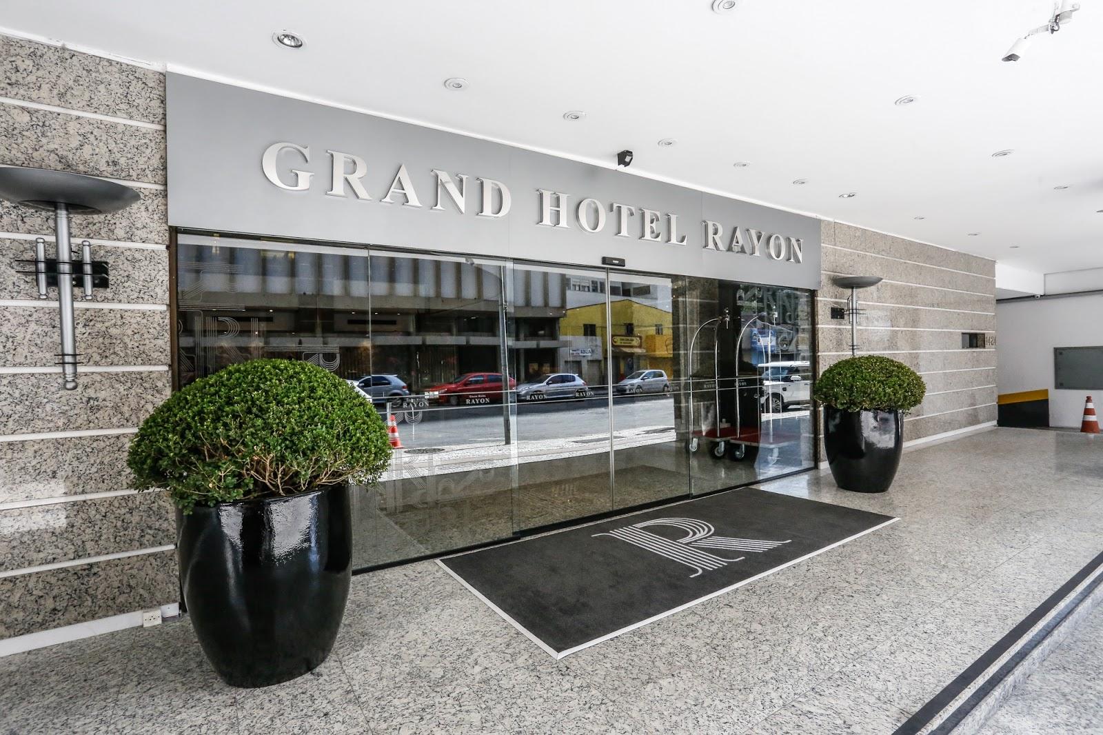 Grand Hotel Rayon reinaugura após investimento de R$6 milhões