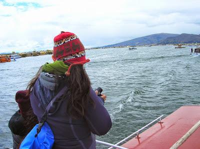 Lago Titicaca, Puno, Perú,  La vuelta al mundo de Asun y Ricardo, round the world, mundoporlibre.com