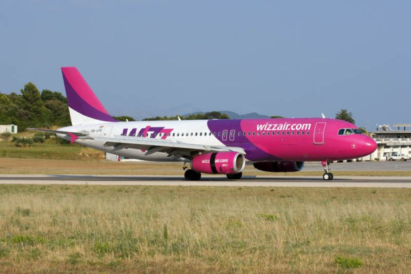 Wizz Air to increase frequencies on Skopje - Budapest flight