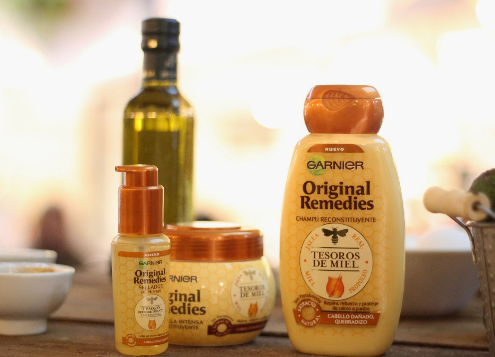 Original remedies
