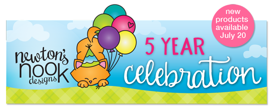 Newton's Nook Designs | 5 Year Celebration #newtonsnook