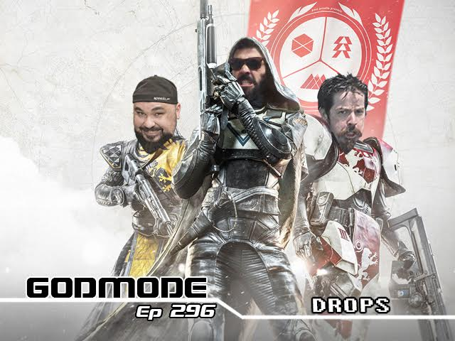 GODMODE 296 - DROPS