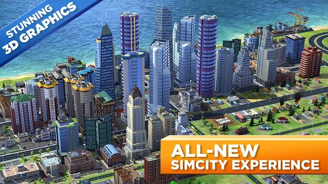 SimCity BuildIt  versi terbaru