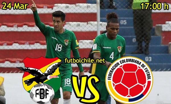 VER STREAM RESULTADO EN VIVO, ONLINE:  Bolivia vs Colombia