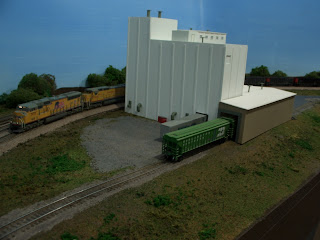 N Scale Union Pacific Railroad Class I Midwest Model