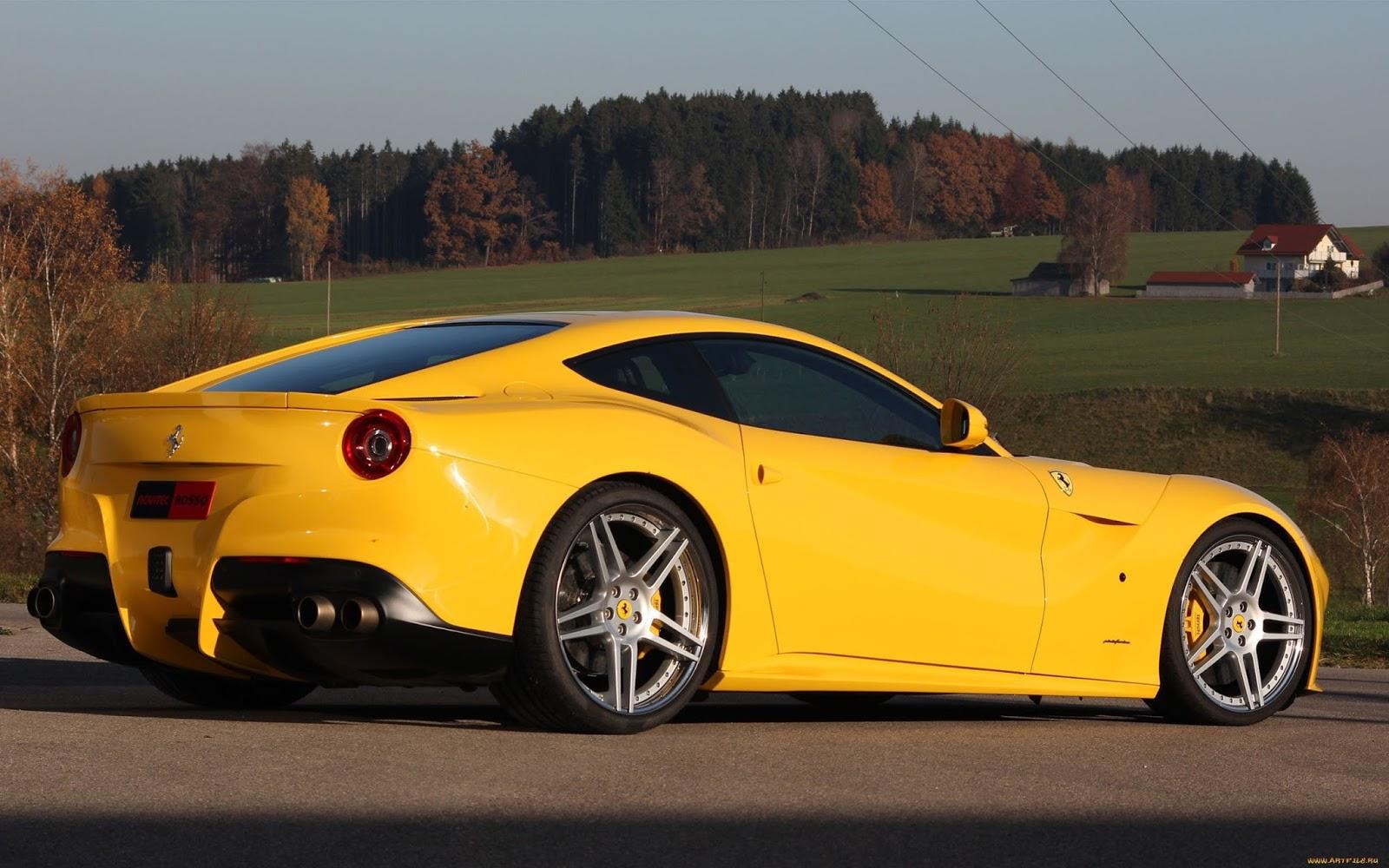 Ferrari Car Wallpaper