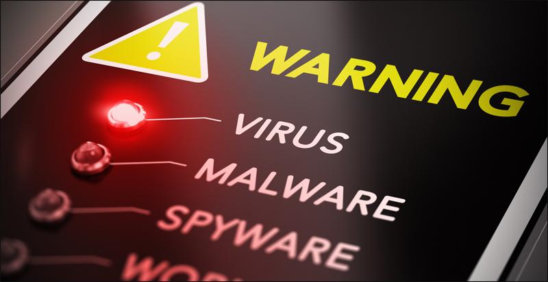 إصابة-الكمبيوتر-بفيروس