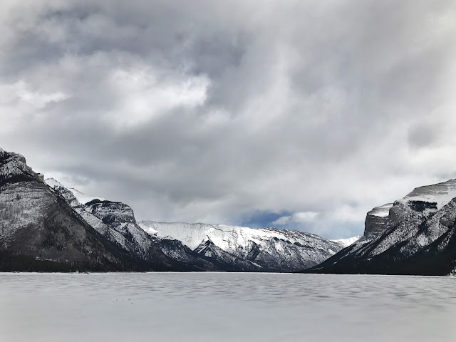 Lake Minnewanka, Banff, Alberta