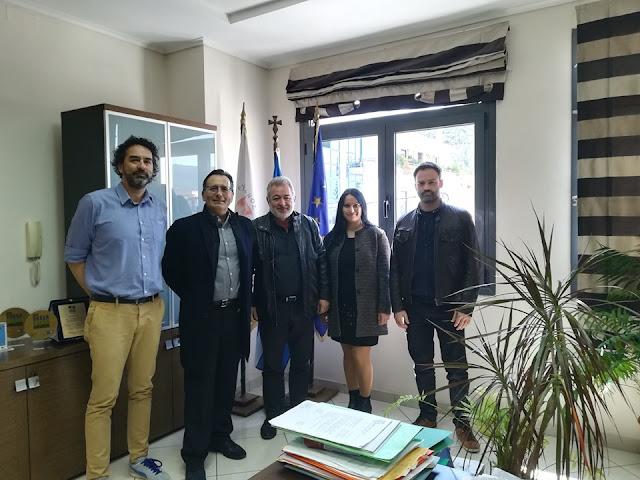 Συνεργασία του Δήμου Ηγουμενίτσας με το Πανεπιστήμιο Ιωαννίνων τη βελτίωση της περιβαλλοντικής ποιότητας και τη βιωσιμότητα της πόλης