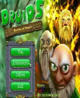 Druids - Battle of Magic wallpapers, screenshots, images, photos, cover, poster