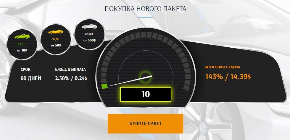 Инвестиционные планы Baodin Auto