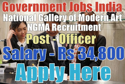 National Gallery of Modern Art NGMA Recruitment 2017