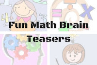 Fun Math Brain Teasers Main Page