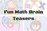 Fun Math Brain Teasers Main Page